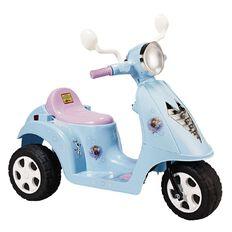 Disney Frozen Vespa Motorbike 6v