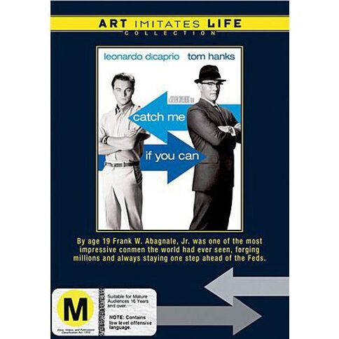 Catch Me If You Can DVD 1Disc
