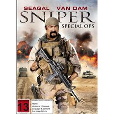 Sniper Special Ops DVD 1Disc