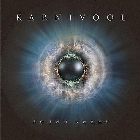 Sound Awake CD by Karnivool 1Disc