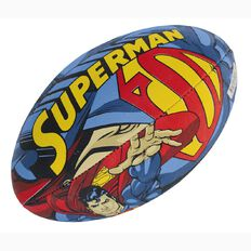 Superman Rugby Ball