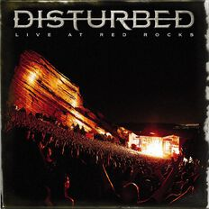 Disturbed Live At Red Rocks CD by Disturbed 1Disc
