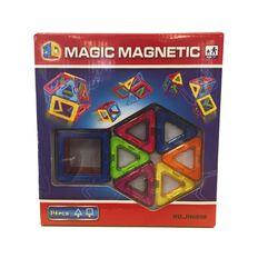 Magic Magnetic Construction Set 14 Piece