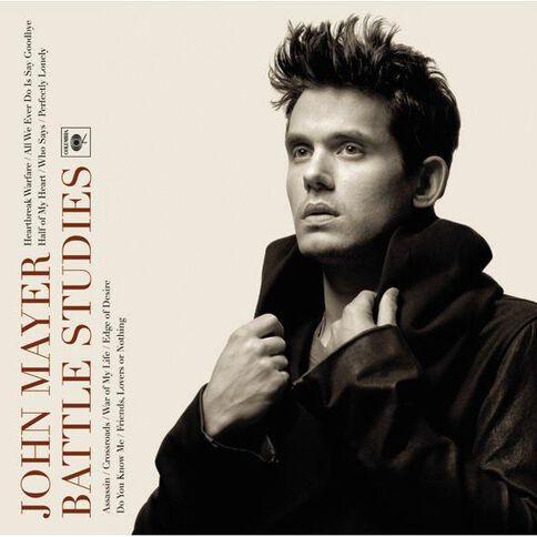 Battle Studies CD by John Mayer 1Disc