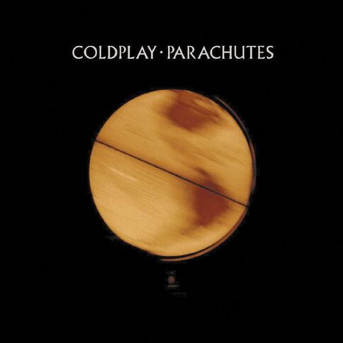 Parachutes CD by Coldplay 1Disc