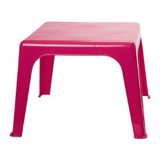 Childrens' Plastic Table Assorted