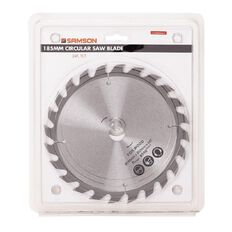 Samson Circular Saw Blade 185mm