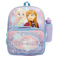 Frozen Backpack Bundle Set