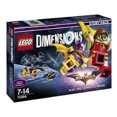 LEGO Dimensions Story Pack LEGO Batman Movie