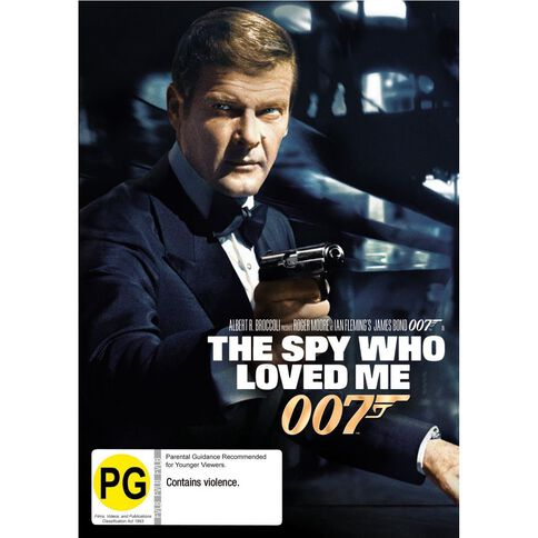 Spy Who Loved Me The 2012 Version DVD 1Disc