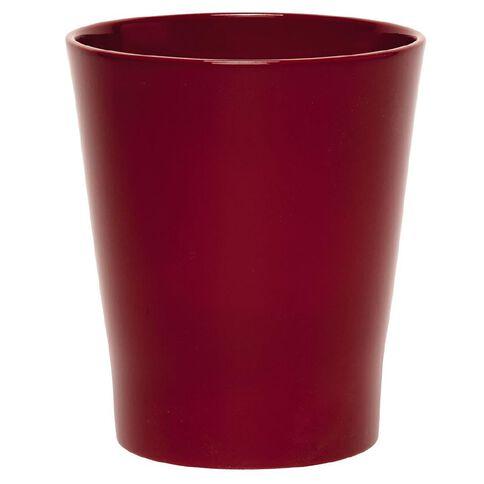 SK Merina Pot 14cm Gloss Bordeaux