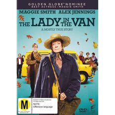 The Lady in the Van DVD 1Disc