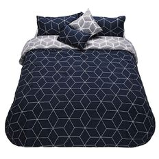 Elemis Palm Springs Comforter Set Geo