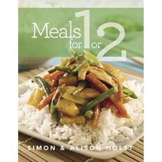 Meals for 1 or 2 by Alison & Simon Holst