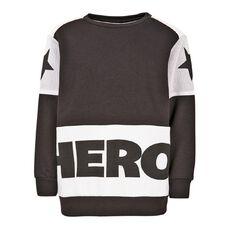 WZ Colour Block Crew Sweatshirt