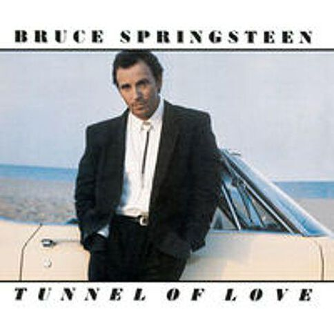Tunnel Of Love by Bruce Springsteen 1CD