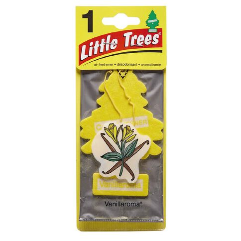 Little Trees Auto Air Freshener Vanilla Single