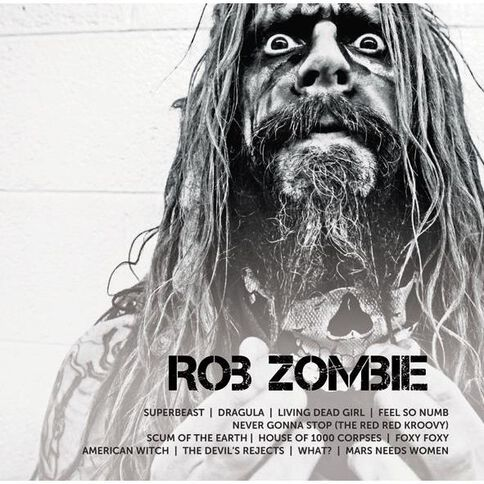 Icon CD by Rob Zombie 1Disc