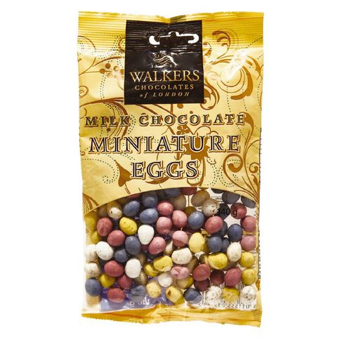 Walkers Mini Speckled Eggs 140g