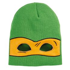 Teenage Mutant Ninja Turtles Boys' Beanie