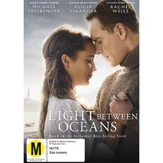 The Light Between Oceans DVD 1Disc