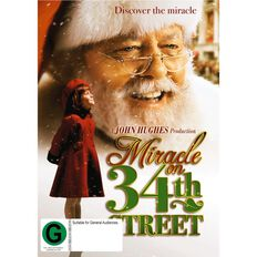 Miracle On 34th Street DVD 1Disc