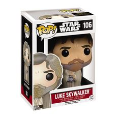 Pop Vinyl Star Wars Luke Skywalker Episode 7