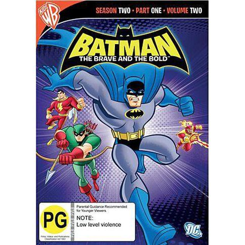 Batman Brave Bold Season 2 Volume 2 DVD