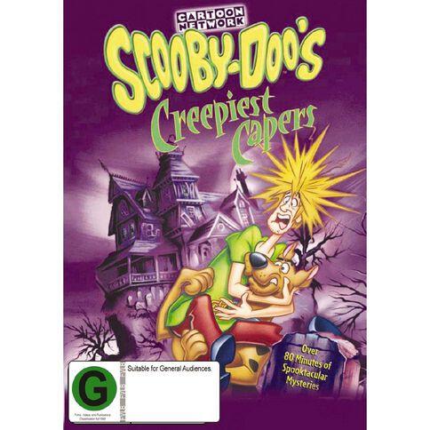 Scooby Doo Creepiest Caper DVD 1Disc