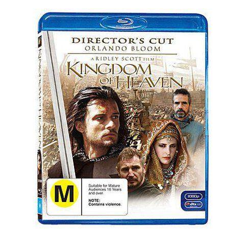 Kingdom of Heaven Blu-ray 1Disc