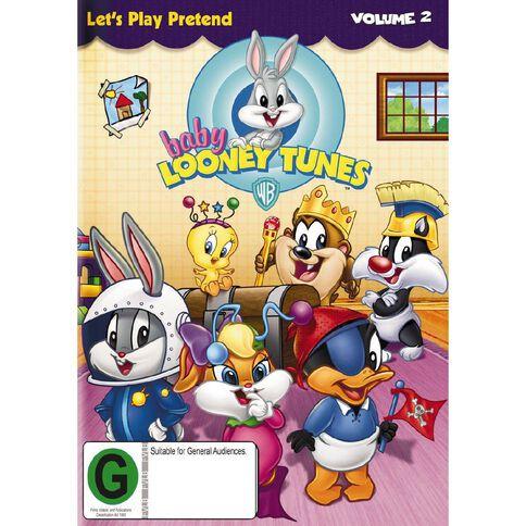 Baby Looney Tunes Volume 2 DVD 1Disc