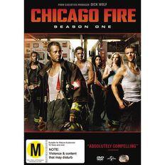 Chicago Fire Season 1 DVD 6Disc