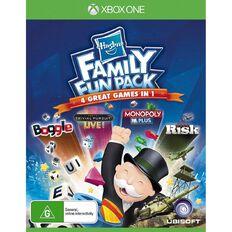 XboxOne Hasbro Family Fun Pack
