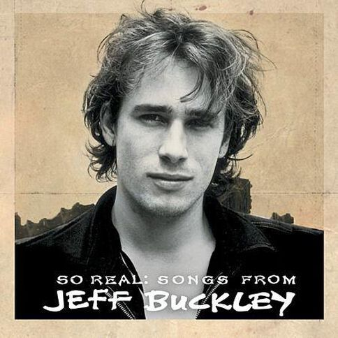 So Real The Songs Of Jeff Buckley by Jeff Buckley CD