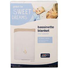Mother's Choice Bassinette Blanket - Star Catcher