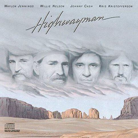 Highwayman CD by The Highwaymen 1Disc