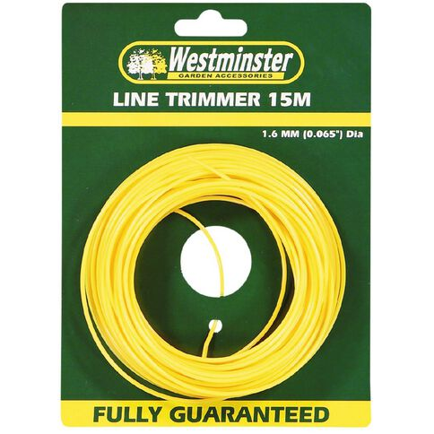 Westminster Trimmer Line Yellow 1.6mm