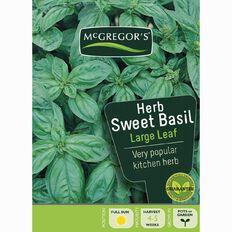 McGregor's Herb Sweet Basil Vegetable Seeds