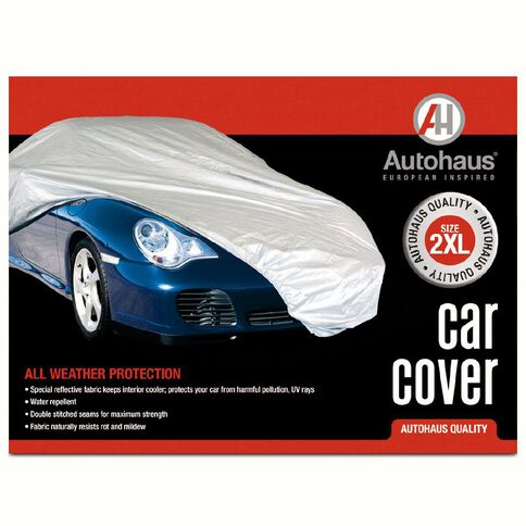 Autohaus Car Cover 2XL