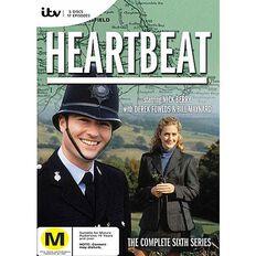 Heartbeat Season 6 DVD 5Disc
