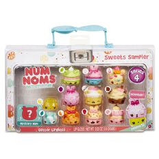 Num Noms Lunch Box Series 4