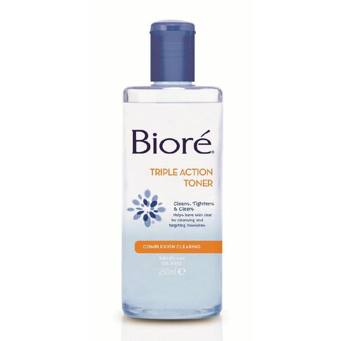 Biore Triple Action Toner