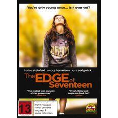 The Edge of Seventeen DVD 1Disc