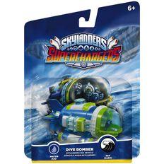 Skylanders Super Chargers Vehicle Dive Bomber