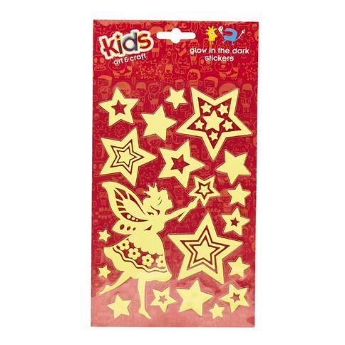 Kids' Art & Craft Stickers Glow