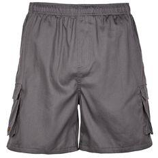 Rivet Bellow Pocket Shorts