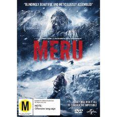 Meru DVD 1Disc
