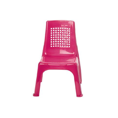 Plastic Chair Assorted Small