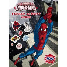 Marvel Ultimate Spider-Man Sticker Activity