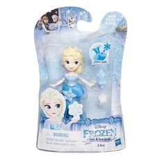 Disney Frozen Small Doll 3 inch Assorted
